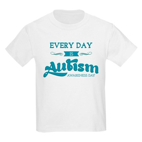 Every Day is Autism Awareness Day Tee