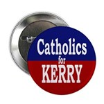 Catholics for Kerry Button (100 pack)