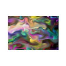 fascination fluid, multicolor2 Magnets