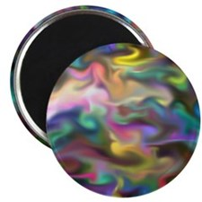 fascination fluid, multicolor2 Magnets