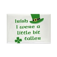 Irish I Were A Little Bit Taller St Patricks Day M
