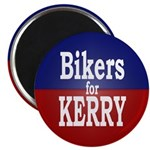 Bikers for Kerry Magnet
