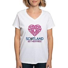 Love Scotland Shirt