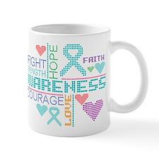 Myasthenia Gravis Slogans Mug