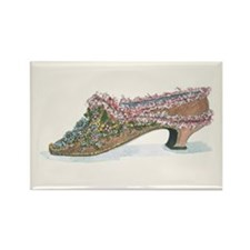 Rococo Shoe Magnets