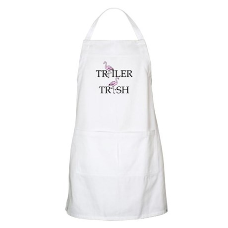 Trailer Trash BBQ Apron