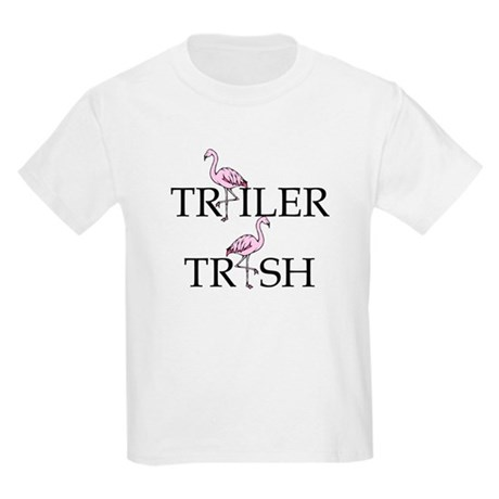 Trailer Trash Kids Light T-Shirt