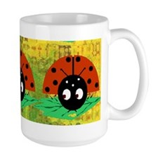 Lady Bug Mugs