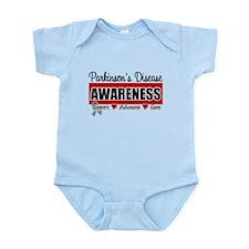 Parkinsons Disease Awareness Body Suit