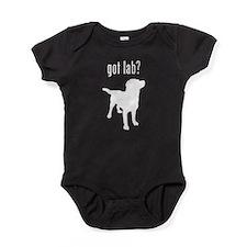got lab? Baby Bodysuit