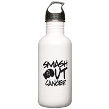 Smash Out Cancer - Stainless Water Bottle 1.0l