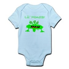 Lil Monster Green Body Suit