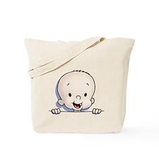 Pouchy Kid Tote Bag
