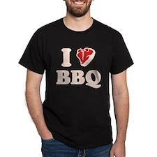 I [heart] BBQ T-Shirt
