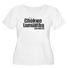 Elect Chokwe Antar Lumumba-1 Plus Size T-Shirt