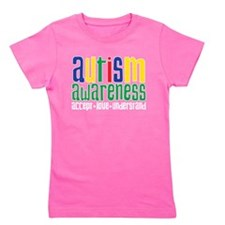 Autism Awareness Girl's Tee