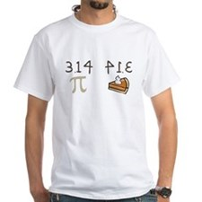 Pi vs Pie T-Shirt