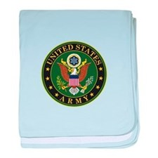 U.S. Army Official Eagle baby blanket