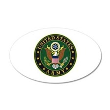 U.S. Army Official Eagle Wall Decal