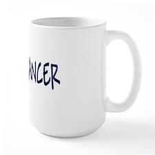 Large Puck Cancer Mug