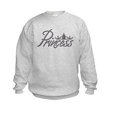 Diamond Princess and Tiara Sweatshirt