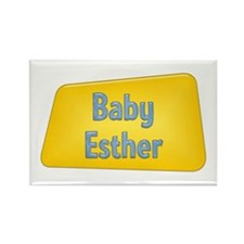 Baby Esther Rectangle Magnet (100 pack)