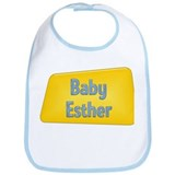 Baby Esther Bib