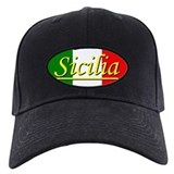 Sicily Baseball Hat