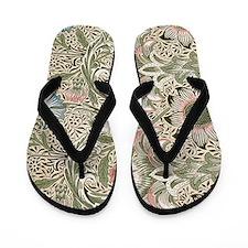 William Morris Corncockle Flip Flops