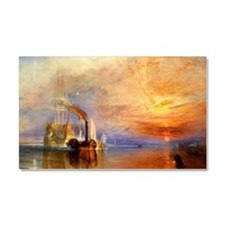 The Fighting Temeraire by Turne Car Magnet 20 x 12