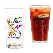 Autism Awareness 2014 Drinking Glass