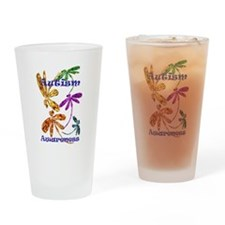 Autism Awareness 2015 Drinking Glass