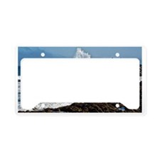 Carmel Shore License Plate Holder