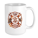Fire Rescue Mug