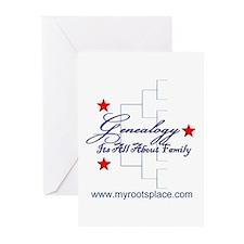 Genealogy Greeting Cards (Pk of 10)