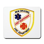 NOFD First Responder Mousepad