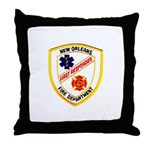 NOFD First Responder Throw Pillow
