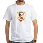 NOFD First Responder White T-Shirt