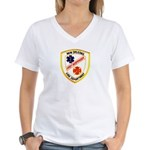 NOFD First Responder Women's V-Neck T-Shirt