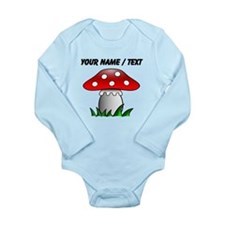 Custom Cartoon Mushroom Body Suit