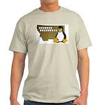 Light T-Shirt Montanalinux.org