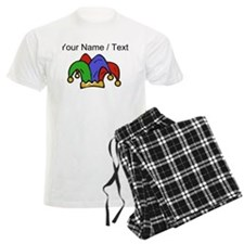 Custom Jester Hat Pajamas