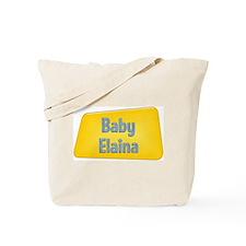 Baby Elaina Tote Bag