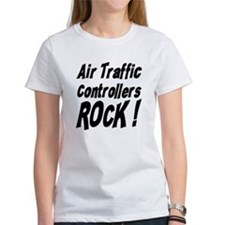 Air Controllers Rock ! Tee