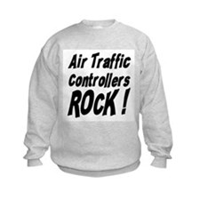 Air Controllers Rock ! Sweatshirt