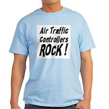 Air Controllers Rock ! T-Shirt