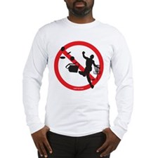 no bad sports Long Sleeve T-Shirt