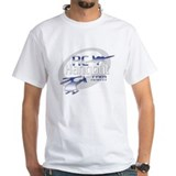 White RC Hangout T-Shirt (Airplane & Heli)