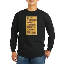 shooting range Long Sleeve T-Shirt