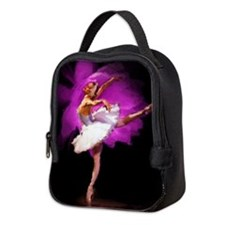 Impressionist Ballerina Neoprene Lunch Bag